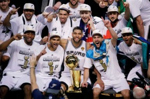 The San Antonio Spurs...best sports franchise in the U.S. in the last 20 years?  No doubt