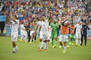 The U.S. men's national team will advance in the World Cup (photo/ussoccer.com)