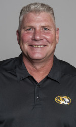 Bruce Walker (photo/Mizzou Athletics)
