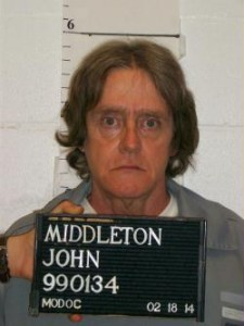 John Middleton (courtesy; Missouri Department of Corrections)
