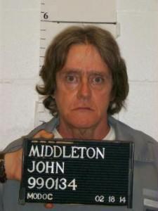 John Middleton (courtesy; Missouri Department of Corrections)