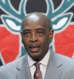 Larry Drew, former Missouri basketball star, out as coach of the Milwaukee Bucks (photo/Wisconsin Radio  Network)