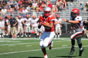 The Nixa Eagles will be featured on ESPNU this August 24th. (photo/TalonTalk.com)