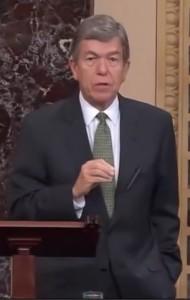 Senator Roy Blunt (R-MO)