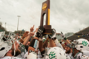 Northwest Missouri State is coming off a D-II national title.