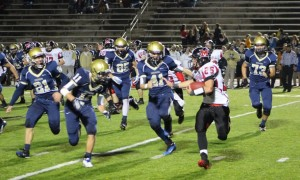Helias Catholic in action during the 2013 season.