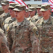 Missouri National Guard soldiers