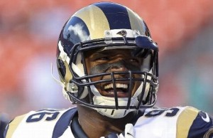 Michael Sam may have a lot more to smile about come Saturday if he makes the Rams' final 53.