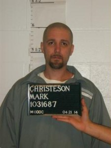 Mark Christeson (courtesy; Missouri Department of Corrections)