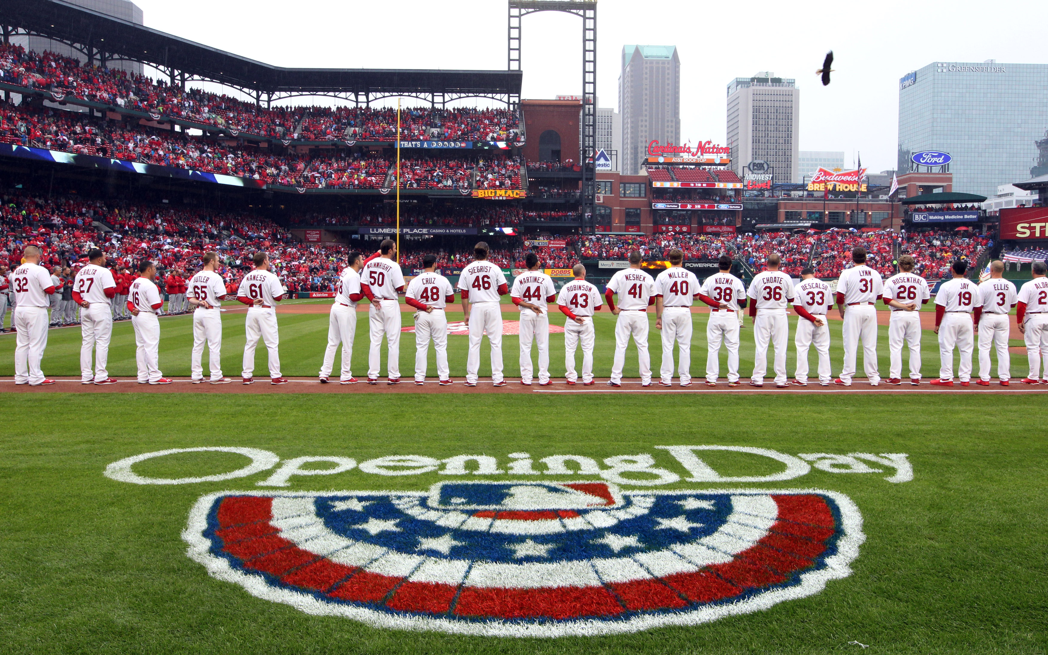 Coach BA's Opening Day Cardinals Lineup – Burn Before Reading