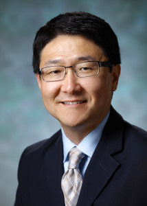Associate Professor SungWoo Kahng with the Department of Health Psychology at the University of Missouri.