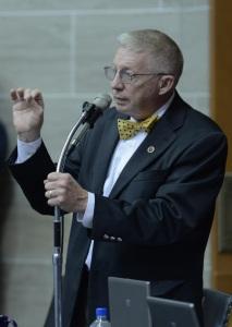 Representative Chris Kelly (photo courtesy; Tim Bommel, Missouri House Communications)