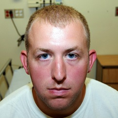 Darren Wilson exam photo crop