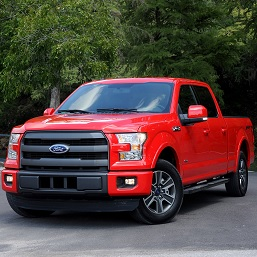 Ford rolls out design of f 150 soon to be built in for Motor city towing dearborn