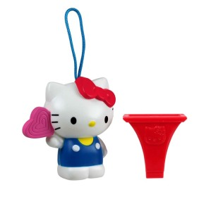 More than 2.3-million of these Hello Kitty whistles distributed in children's meals at McDonald's restaurants have been recalled due to choking hazards.