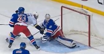 Victor Tarasenko uses nifty stick work to score his seventh of the season.