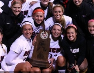 UCM soccer is a #2 seed in the NCAA D-II tournament (photo/ucmathletics.com)