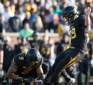 Andrew Baggett (photo/Mizzou Athletics)