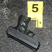 Berkeley shooting gun
