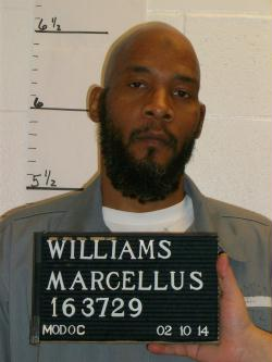 Marcellus Williams (courtesy; Missouri Department of Corrections)