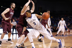 Missouri State battled Tulsa on Wednesday night (photo/TulsaHurricane.com)