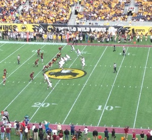 Mizzou turned the ball over twice in the first quarter (photo/Bill Pollock, Missourinet)