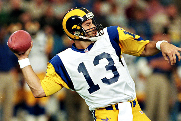 classic fit 801a6 0818e Warner, Pace and Shields highlight Rams and Chiefs players ...