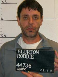 Robert Blurton (courtesy; Missouri Department of Corrections