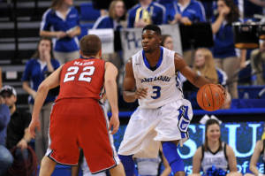 Ash Yacoubou. (photo/Saint Louis Athletics)