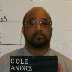 Andre Cole (courtesy; Missouri Department of Corrections)