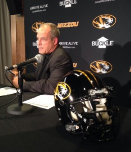 Gary Pinkel was pleased that Missouri recruiting helped hit their targets