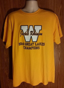 Jackie Robinson West t-shirts are still available to buy on E-bay.  Could be a collector's item some day?