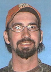 The Missouri State Highway Patrol reports that 36-year-old Joseph Jesse Aldridge, apparently killed seven individuals and injured another at multiple residences in Tyrone, Missouri before fleeing and killing himself on February 26, 2015. Aldridge, who was found dead inside his vehicle in nearby Shannon County, is a cousin of the victims. Photo provided by Missouri State Highway Patrol/UPI