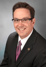 Senate Appropriations Committee Chairman Kurt Schaefer