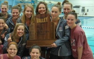 Missouri State, swimming and diving conference champs (photo/MSU Athletics)