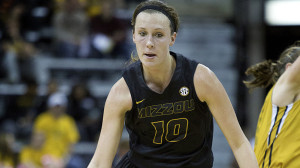 Maddie Stock (photo/Mizzou Athletics)