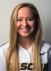 Mizzou softball freshman Paige Bange (photo/Mizzou Athletics)