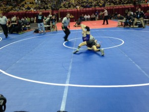 2015 MSHSAA wrestling championships