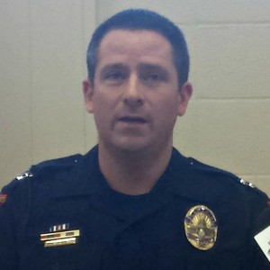 Jefferson City Police Captain Doug Shoemaker