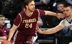 Evangel University advances to the second round (photo/NAIA sports information)