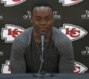 Jeremy Maclin will wear #19 for the Chiefs