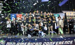 2015 MAC Champions (photo/Mizzou Athletics)