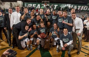 Northwest Missouri State looks to keep adding to its postseason hardware (photo/bearcatsports.com)