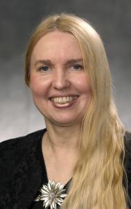 University of Missouri Journalism Professor Sandra Davidson (Photo courtesy of the University of Missouri)