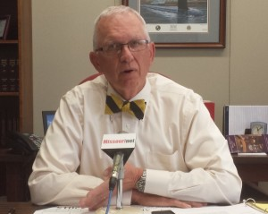 Deputy Missouri Auditor Harry Otto