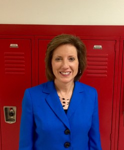 U.S Representative Vicky Hartzler at Jefferson Middle School