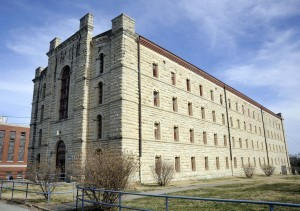 A-Hall or Housing Unit 4 is the oldest building on the grounds of the Missouri State Penitentiary, dating back to 1868. The prison dates back to 1836.