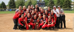 Central Missouri is headed to the D-II softball world series (photo/UCM Athletics)