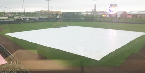Rain forced the MIAA to name Missouri Southern MIAA Tournament Champs.  (photo/mssulions.com)