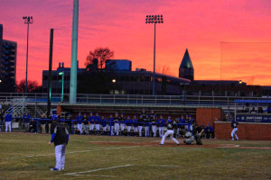 SLU baseball was held down by one of the best road teams in the country. (photo/SLU Athletics)